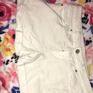 Pants - bluejean shorts